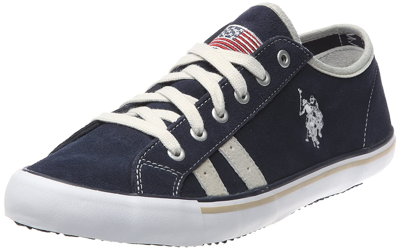Us Polo Assn Baxter Canvas - Zapatillas: Amazon.es: Zapatos y ...