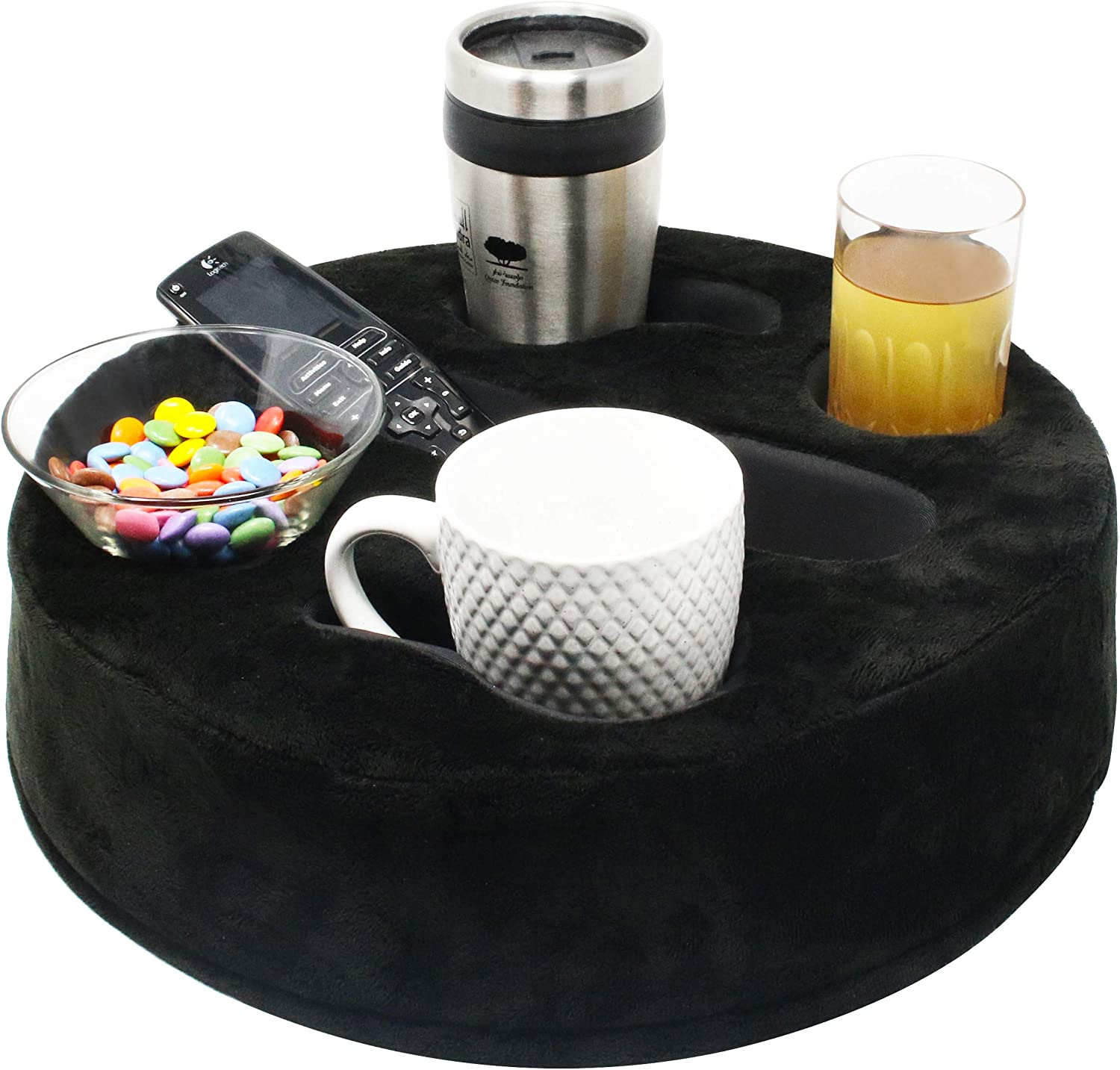 MOOKUNDY - Introducing Sofa Buddy - Convenient Couch cup holder, couch caddy, couch coaster, sofa cup holder. The perfect couch accessory