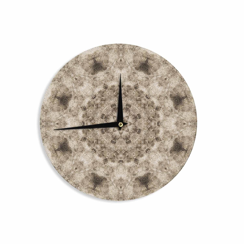 Kess InHouse AA1027ACL01 Wall Clock 12