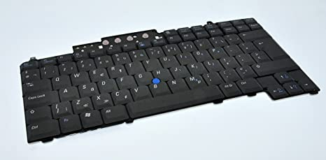 DELL Latitude D820, D620, D630, Precision M65 Inspiron M301z holandés teclado P/