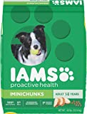 Iams 1 Count Proactive Health Adult MiniChunks Dry Dog Food, 40 lb