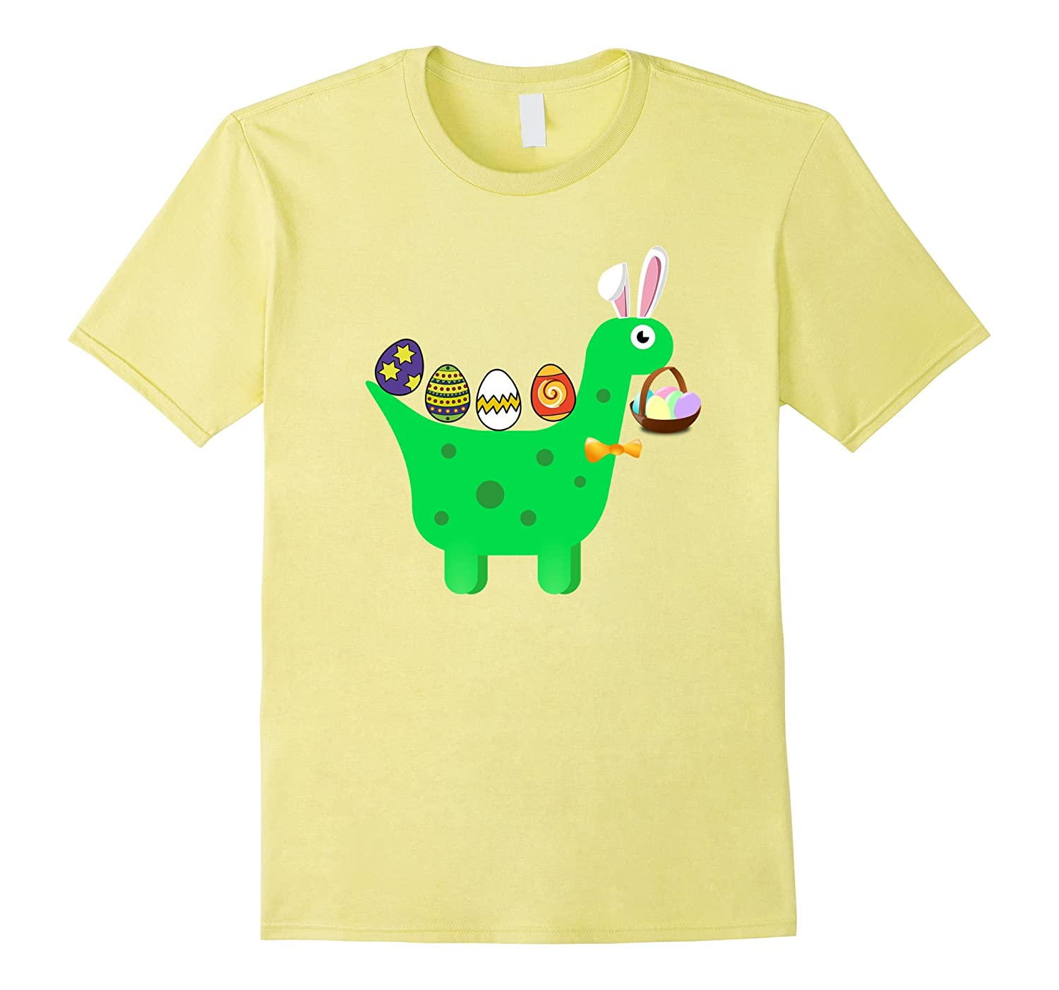 f7a984cc Easter Dino Bunny Funny T-Shirt for Boy Girls Kids-CD – Canditee