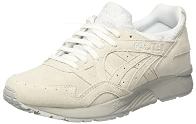 Amazon.com | ASICS Gel-Lyte V Mens Running Trainers H732L Sneakers Shoes (UK 8 US 9 EU 42.5, White White 0101) | Fashion Sneakers