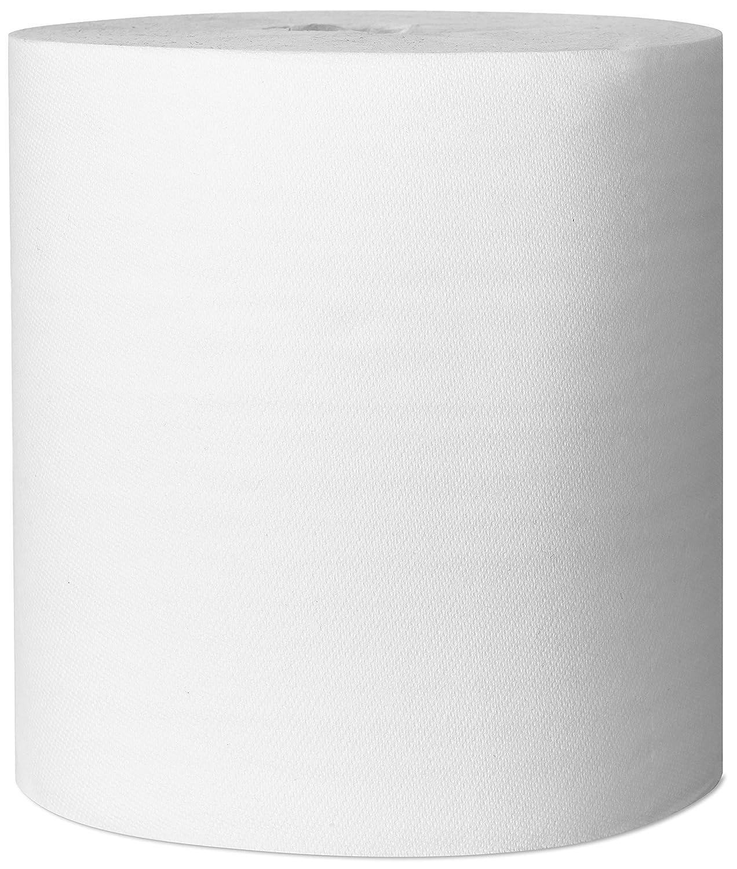 Kompakter Tork Tragbarer Reflex Einzelblatt Innenabrollungsspender Starter Pack 473186 mobiler M4 Spender f/ür Innenabrollung inklusive 1 Rolle Mehrzweck Papierwischt/ücher