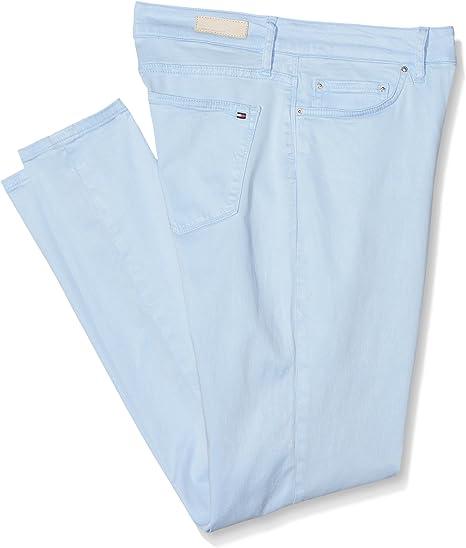 TALLA 34W / 32L. Tommy Hilfiger Venice Rw Jiggs Jeans para Mujer