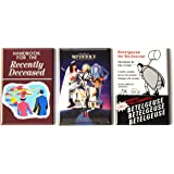 Beetlejuice Movie Poster Fridge Magnet Set (1.75 x 2.75 inches each)