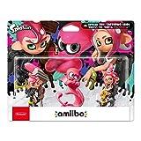 Nintendo Splatoon Series - Octoling Amiibo 3-pack - Switch (Color: Original Version)