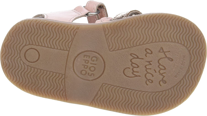 Gioseppo 45039, Sandalias para Bebés, Rosa (Pink Cl Mu), 25