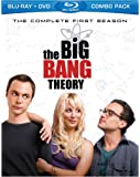 The Big Bang Theory: The Complete First Season [Blu-ray + DVD]