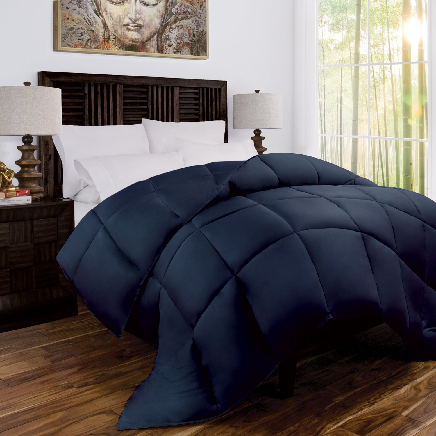Eco-Friendly Hypoallergenic Comforter - Full/Queen