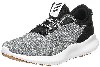 c1c087b37756 Adidas Women s Alphabounce Lux W Cblack Cblack Utiblk Running Shoes - 6 UK