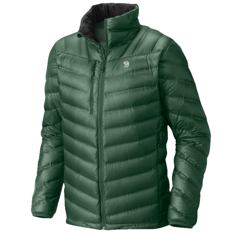 Mountain Hardwear OUTERWEAR メンズ B07D85HQ7F Small フォレストグリーン フォレストグリーン Small