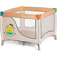 Hauck 606230Sleep N Play SQ, Pooh Ready To Play Lit de voyage pour bébé