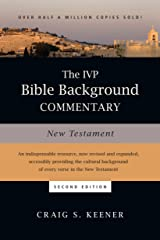 The IVP Bible Background Commentary: New Testament Kindle Edition