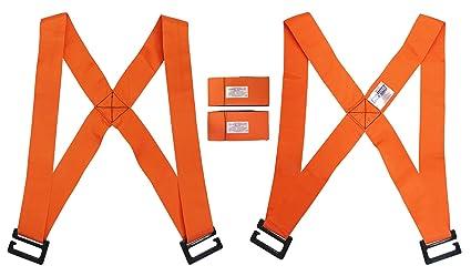 Amazon.com: Forearm Forklift FFMCVP Harness 2-Person Shoulder ...