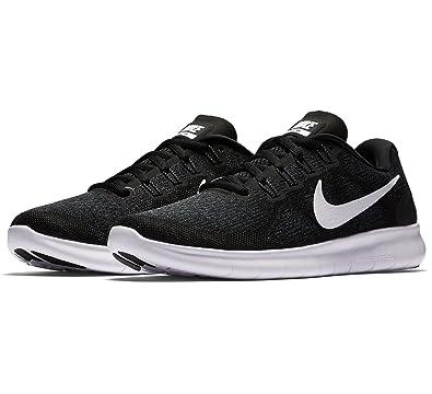 c9ef72418 Nike Women s Free Rn 2017 Running Shoes  Amazon.co.uk  Shoes   Bags