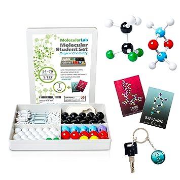 molecularlab. Net Orgánica Química Molecular Model Kit ...