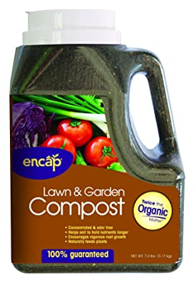 Lawn and Garden Compost by Encap