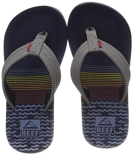 325e70a83 Reef Boys   Little Ahi Flip Flops  Amazon.co.uk  Shoes   Bags