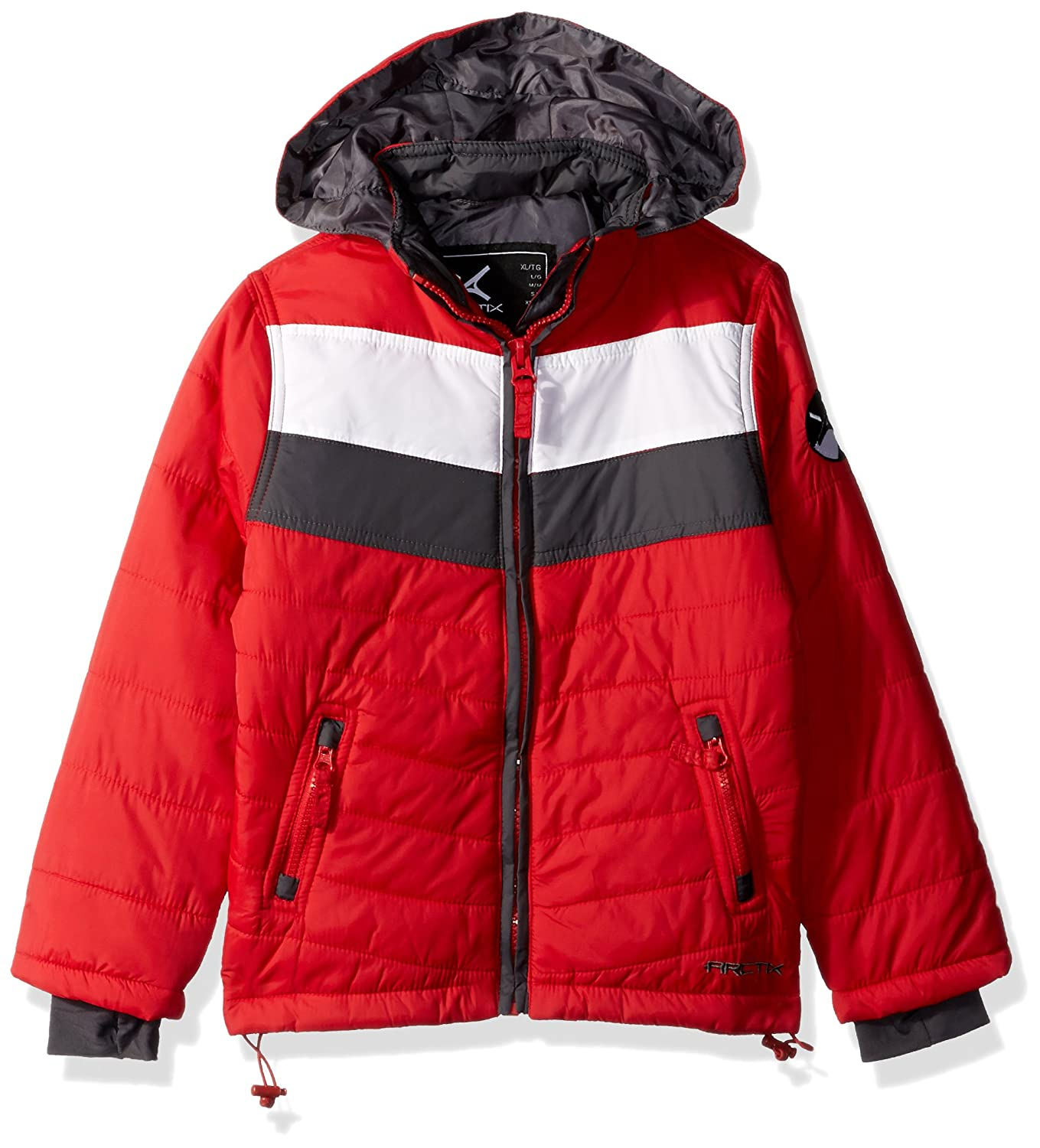 Arctix Boys Steep Insulated Puffer Jacket