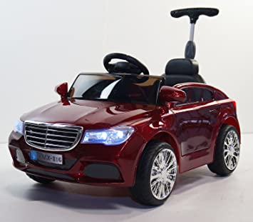Buy Mercedes Style XMX-816 Red 12V for Kids 2-5 Years Old