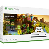 Xbox One S 1TB Console - Minecraft Creators Bundle (Xbox One)
