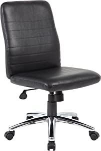 Boss Office Products Retro Task Chair in Black