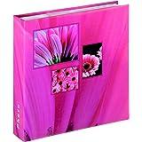 Hama Singo Album Per 200 Foto da 10 x 15 cm, Rosa