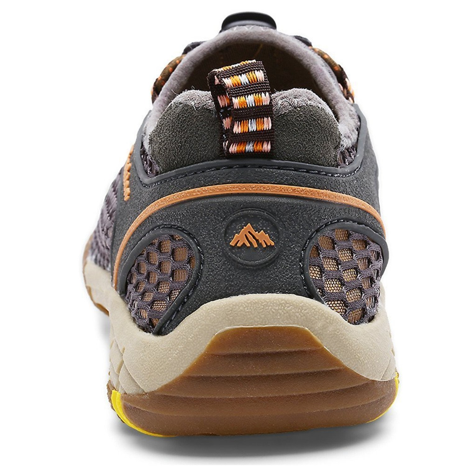 Spearss LightweightMens Fashion Sport Hiking Breathable Mesh Water Quick Drying Shoes Convenient