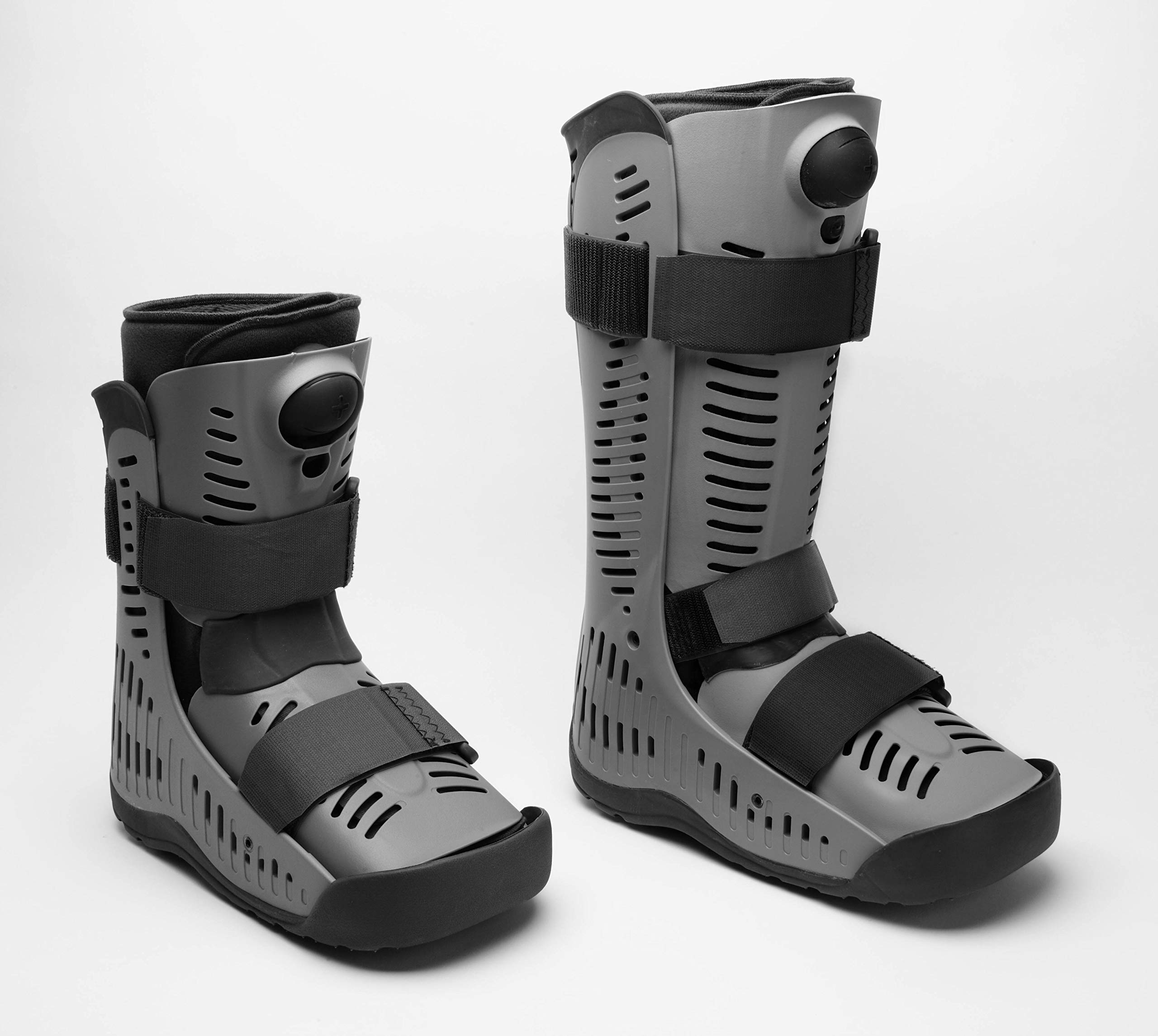 Ossur Rebound Air Walker Boot - with Fully-Integrated Pneumatic Pump (High Top, Small) by Ossur