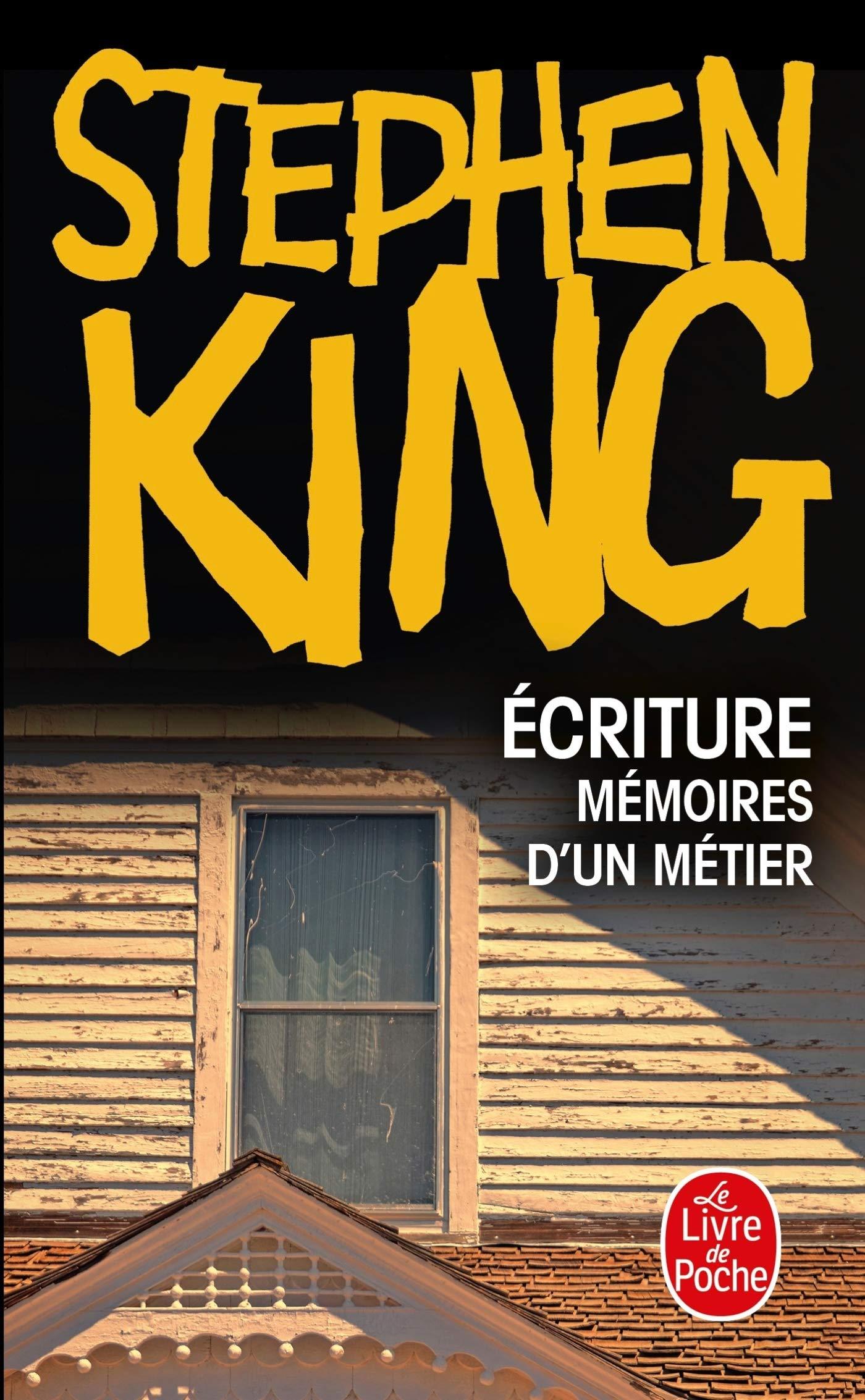 Amazon.fr - Ecriture : Mémoires d'un métier - King, Stephen ...