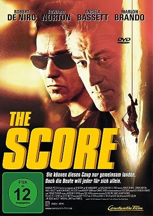 The Score [Alemania] [DVD]