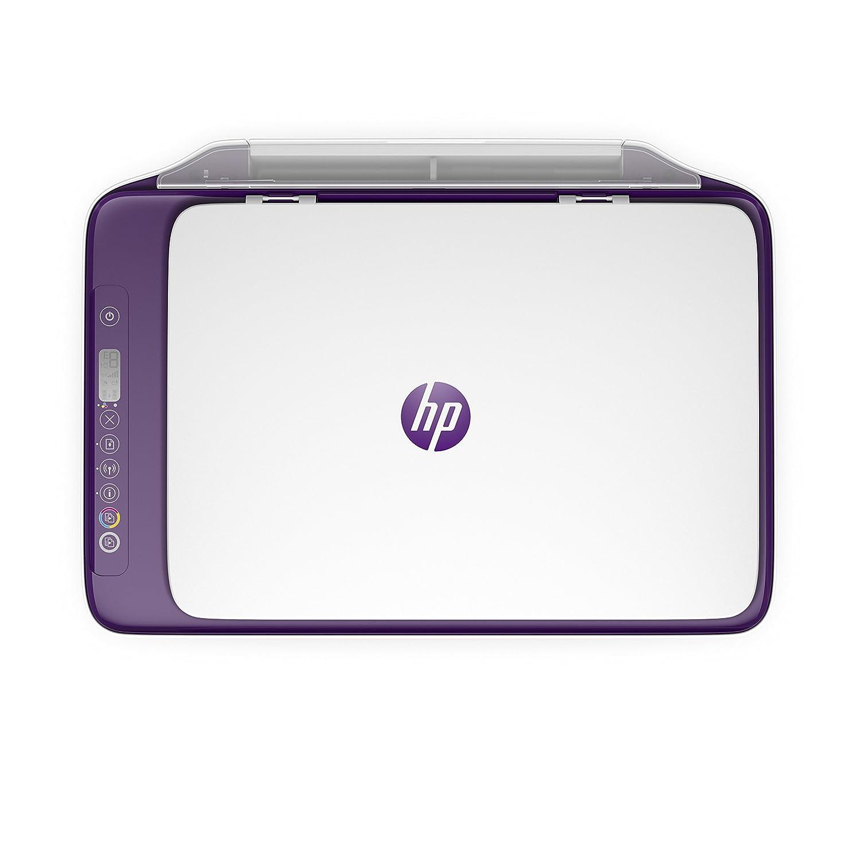 3 mois dInstant Ink Gratuits V1N07B#629 HP Deskjet 2634 Imprimante Multifonction Jet dencre Couleur 7,5 ppm, 4800 x 1200 PPP, WiFi, Impression Mobile, USB