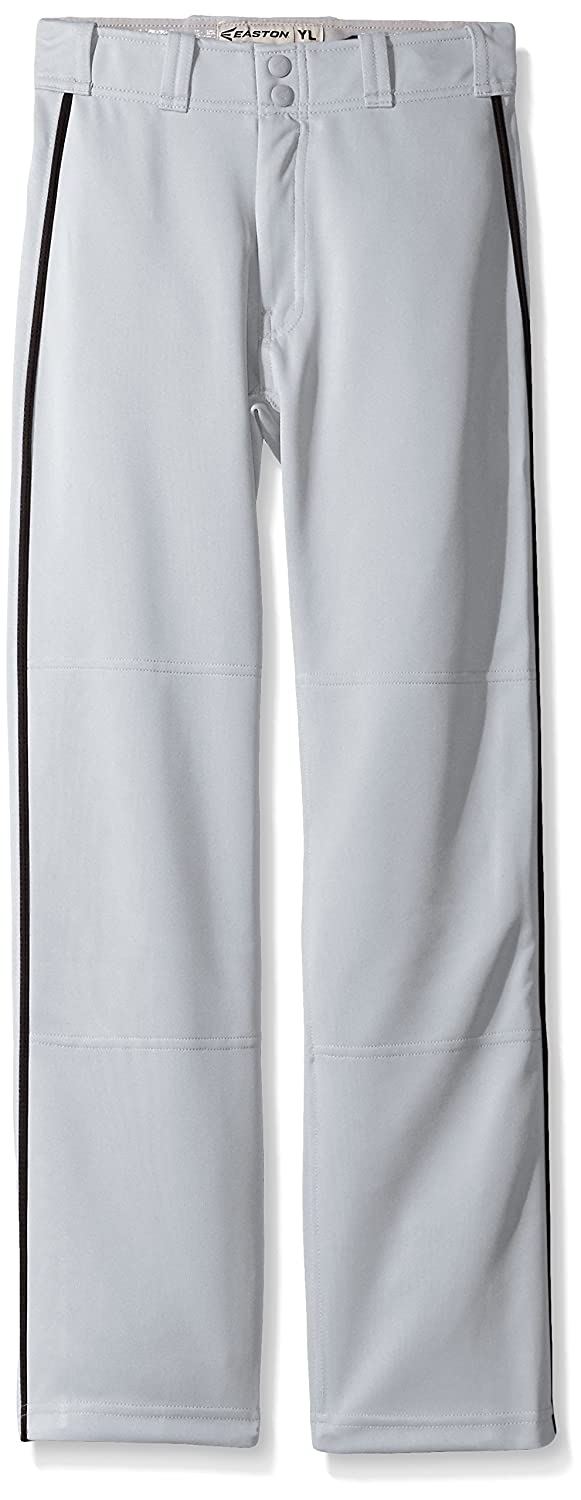 Easton niños Mako II pantalones de punto. - A167109, Gris/Negro Easton Sports Inc.