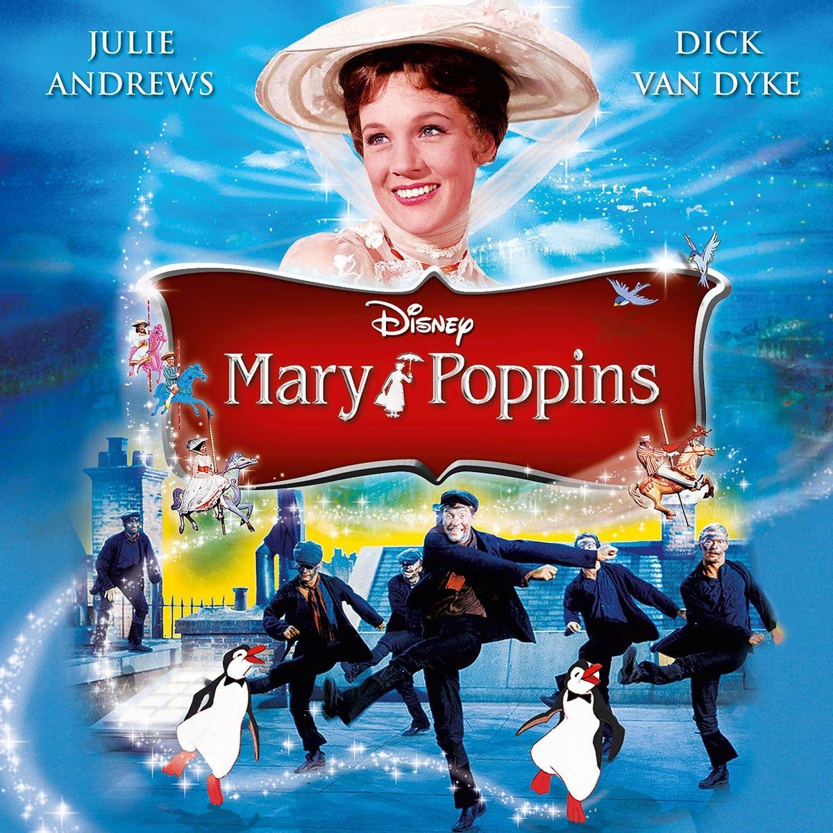 Amazon.com: MARY POPPINS-DEUTSCHER - OST (0050087395889): Books