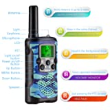 Walkie Talkies for Kids 22 Channel 2 Way Radio 3