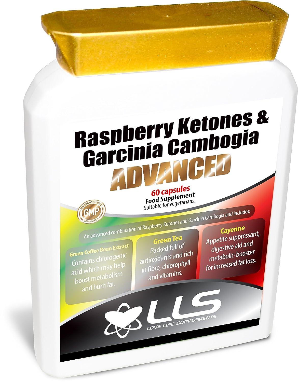 ketone & garcinia cambogia capsules