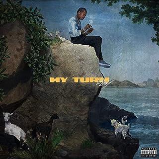 Book Cover: My Turn                                                                                                                                                                    Explicit Lyrics