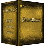 Bundle--3 items: The Lord of the Rings Platinum Series Special Extended Edition: The Return of the King (4 disc)- 2003; The T