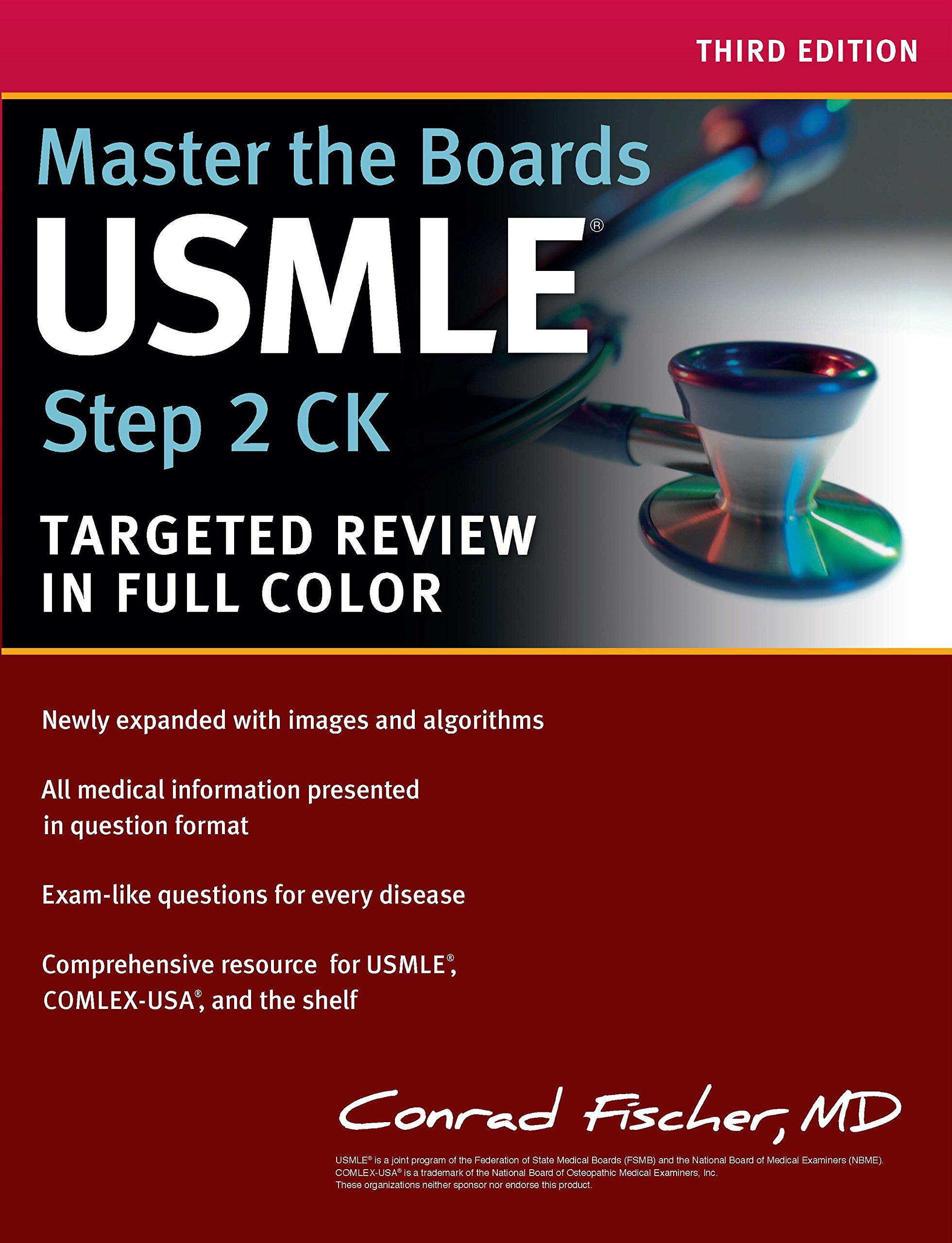 Master the Boards USMLE Step 2 CK: Kaplan Publishing: 9781784157791