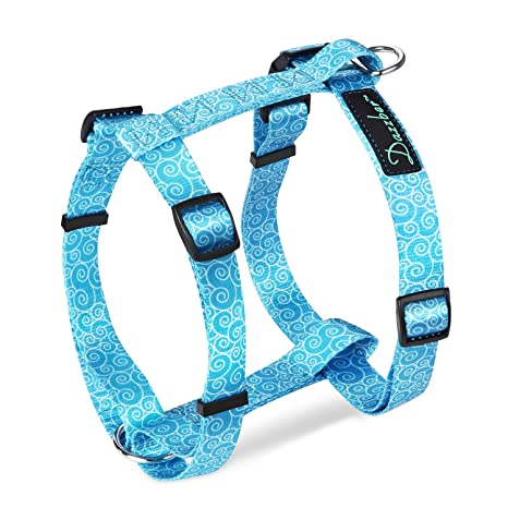 Dazzber No Tirar Perro Arnés Ajustable de Halter No Escape Heavy ...