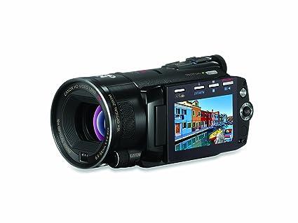 amazon com canon vixia hf s11 hd dual flash memory camcorder with rh amazon com Canon VIXIA HF R20 Canon VIXIA HF R800