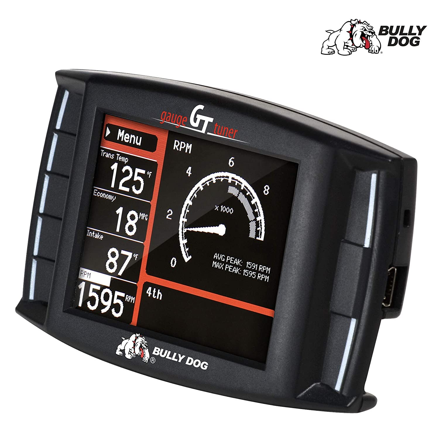 2. Bully Dog 40420 GT Platinum Diesel Diagnostic and Performance Tuner