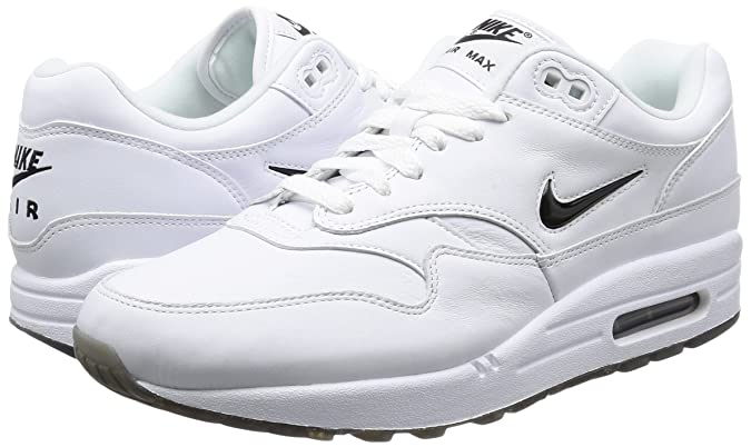 the best attitude 2e6d5 2f1de Nike Men Air Max 1 Sc White Black Size 11. 5 US  Buy Online at Low Prices  in India - Amazon.in