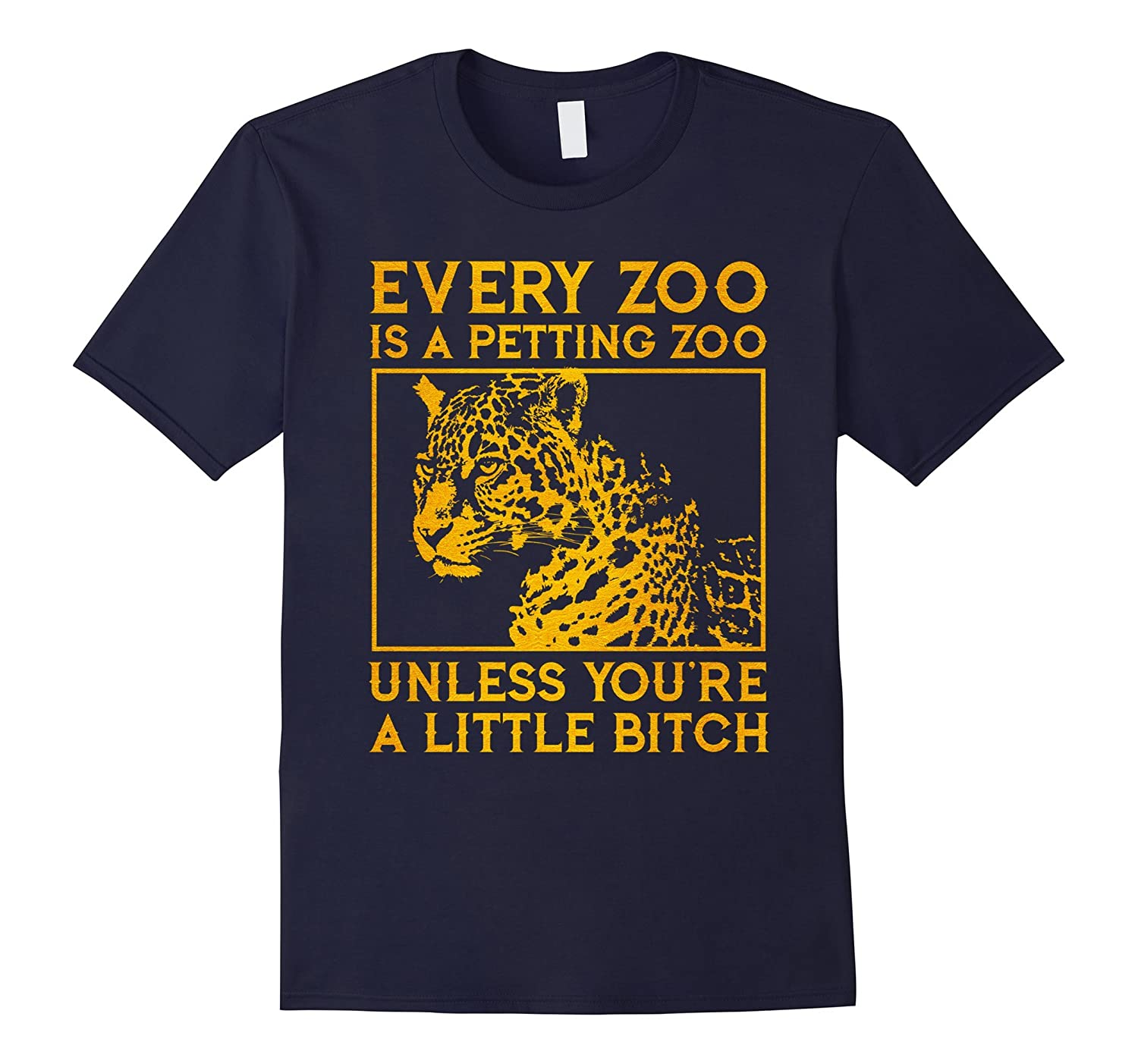 Every zoo is a petting zoo T-Shirt-Vaci
