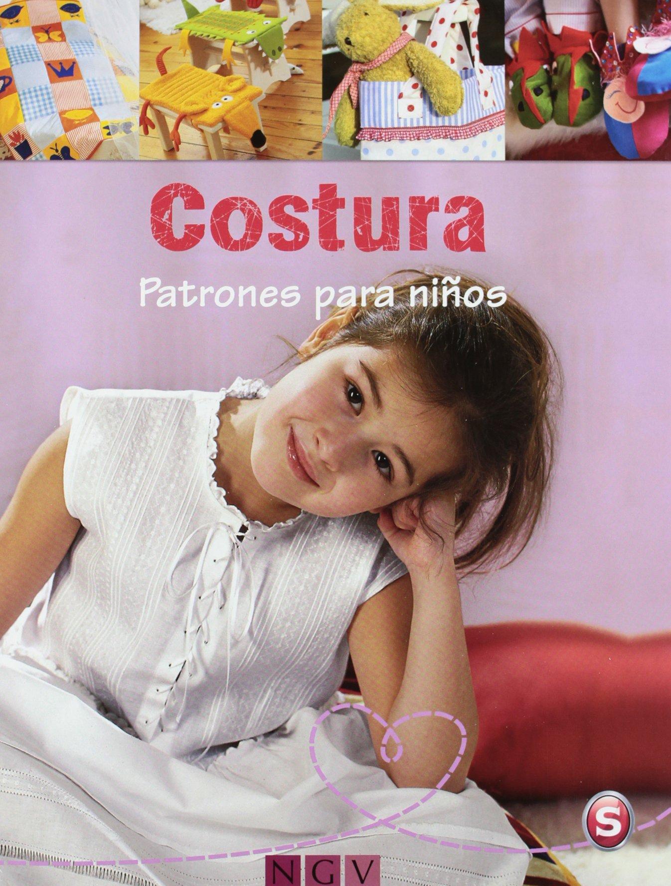 COSTURA:PATRONES PARA NI OS (Castilian) Hardcover – 2013