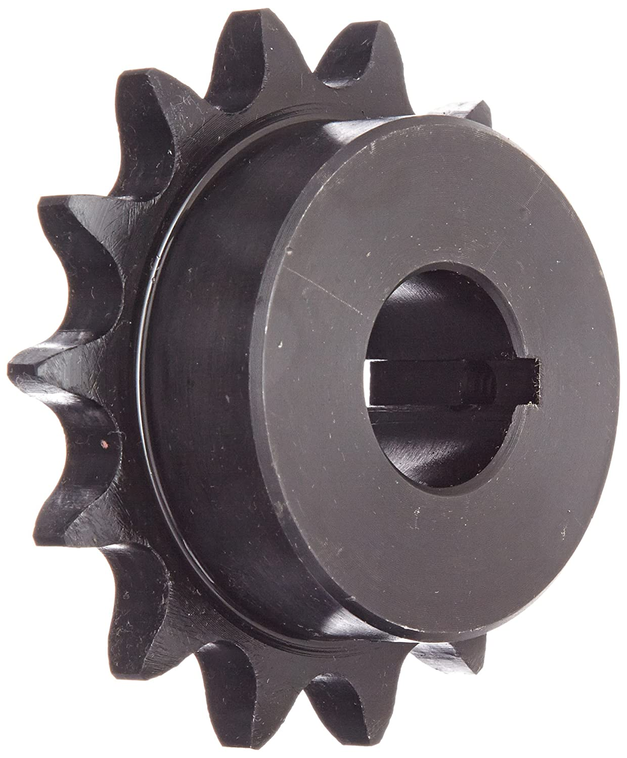 Hardened Teeth Steel Single Strand 18 Teeth Regal Browning H4018X7//8 Finished Bore Roller Chain Sprocket