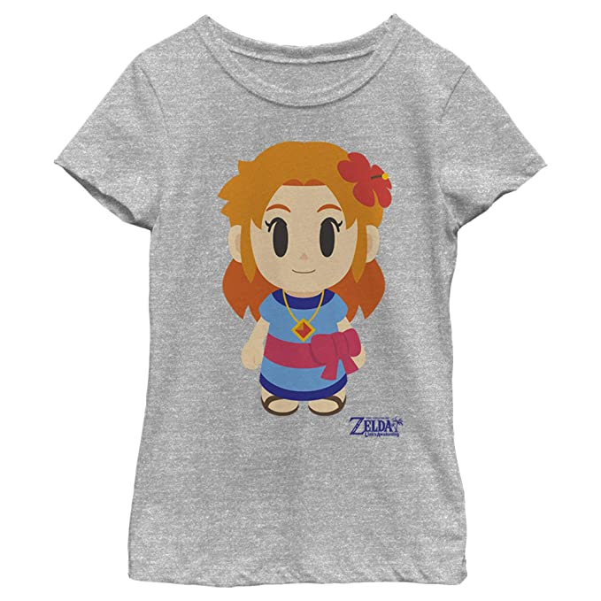 Nintendo Girls Legend Of Zelda Link S Awakening Marin Avatar T Shirt