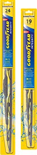 product image for Goodyear Integrity Windshield Wiper Blades, 24 Inch & 19 Inch