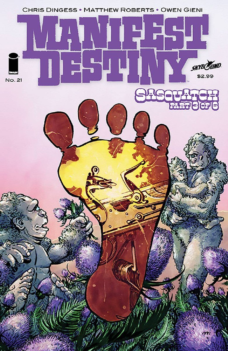 Download Manifest Destiny #21 pdf epub